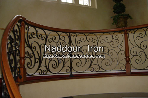 Naddours Ornamental Iron
